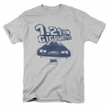 Back To The Future t-shirt Gigawatts mens silver