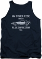 Back To The Future tank top Other Ride mens navy