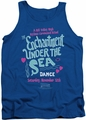 Back To The Future tank top Under The Sea mens royal