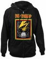 Bad Brains Capitol Zip-Up Hoodie