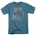 Baman Robin In the Spotlight DC Originals mens t-shirt