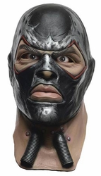 Bane Deluxe Overhead Latex Adult Mask Batman Arkham Origins