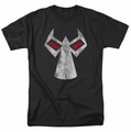 Bane Mask mens t-shirt black