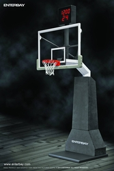 Basketball Hoop Real Masterpiece figure