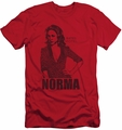 Bates Motel slim-fit t-shirt Norma mens red