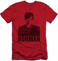 Bates Motel slim-fit t-shirt Norman mens red