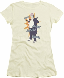 Batman 1966 TV Series juniors t-shirt Penguin cream/ivory