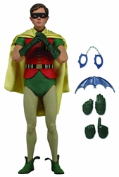 Batman 66 Burt Ward Robin 1/4 Scale Action Figure pre-order