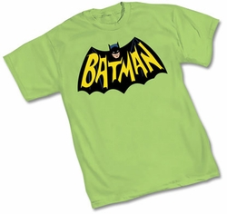 Batman 66 Symbol mens t-shirt