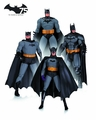 Batman 75Th Anniversary Action Figure 4 Pack Set 1 *bad box*
