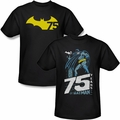 Batman shirt 75th Anniversary