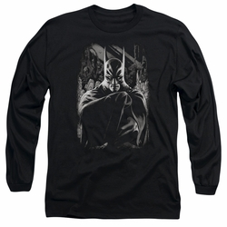 Batman adult long-sleeved shirt Detective 821 Cover black