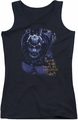 Batman Arkham Asylum juniors tank top Arkham Bane black