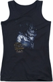 Batman Arkham Asylum juniors tank top Arkham Killer Croc black