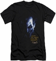 Batman Arkham Asylum  slim-fit t-shirt Arkham Joker mens black