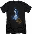 Batman Arkham Asylum  slim-fit t-shirt Arkham Poison Ivy mens black