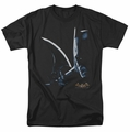 Batman Arkham Asylum t-shirt Arkham Batman mens black