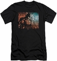 Batman Arkham City slim-fit t-shirt City Knockout mens black