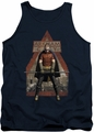 Batman Arkham City tank top Arkham Robin adult navy