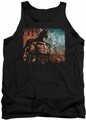Batman Arkham City tank top City Knockout adult black