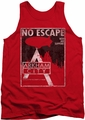 Batman Arkham City tank top No Escape adult red