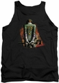 Batman Arkham City tank top Riddler Convicted adult black