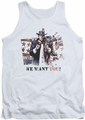 Batman Arkham City tank top We Want You adult white