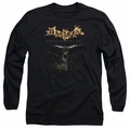 Batman Arkham Knight adult long-sleeved shirt City Watch black