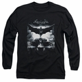 Batman Arkham Knight adult long-sleeved shirt Forward Force black