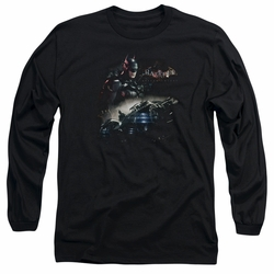 Batman Arkham Knight adult long-sleeved shirt Knight Rider black