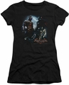 Batman Arkham Knight juniors t-shirt Face Off black