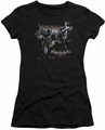 Batman Arkham Knight juniors t-shirt Grapple black
