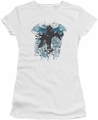 Batman Arkham Knight juniors t-shirt I Know white