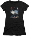 Batman Arkham Knight juniors t-shirt Villain Storm black