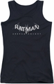 Batman Arkham Knight juniors tank top Ak Splinter Logo black