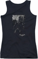 Batman Arkham Knight juniors tank top Bat Brood black