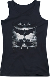 Batman Arkham Knight juniors tank top Forward Force black