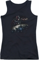 Batman Arkham Knight juniors tank top Knight Rider black