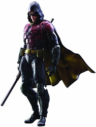 Batman Arkham Knight Play Arts Kai Robin Figure