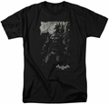 Batman Arkham Knight t-shirt Bat Brood mens black