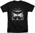 Batman Arkham Knight t-shirt Forward Force mens black