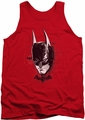 Batman Arkham Knight tank top Ak Head adult red