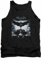 Batman Arkham Knight tank top Forward Force adult black