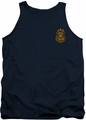 Batman Arkham Knight tank top Gotham Badge adult navy