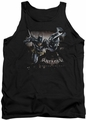Batman Arkham Knight tank top Grapple adult black