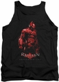Batman Arkham Knight tank top Knight adult black
