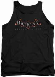 Batman Arkham Knight tank top Logo adult black