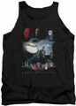 Batman Arkham Knight tank top Villain Storm adult black