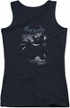 Batman Arkham Origins juniors tank top Out Of The Shadows black