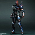 Batman Arkham Origins Play Arts Kai Deathstroke